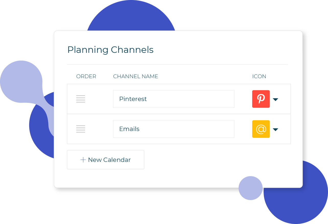 CustomPlanningChannels