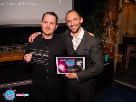 Content Management Tool of the Year 3
