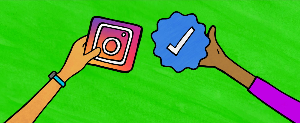 how to get verified on Instagram 1