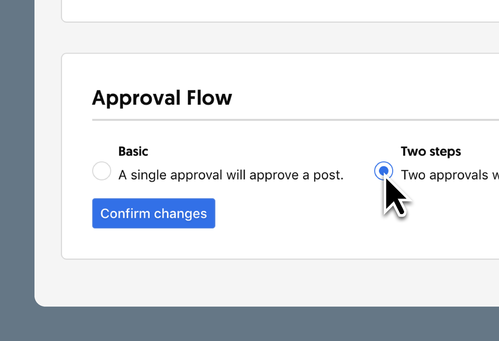 Advanced Approval Workflows