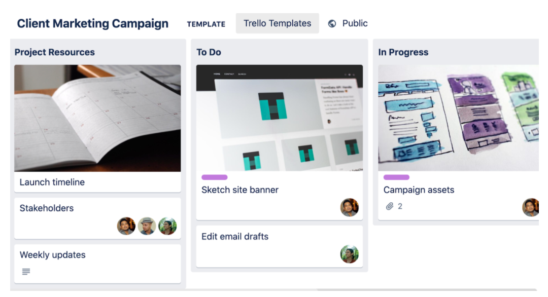 Integrating trello and contentcal