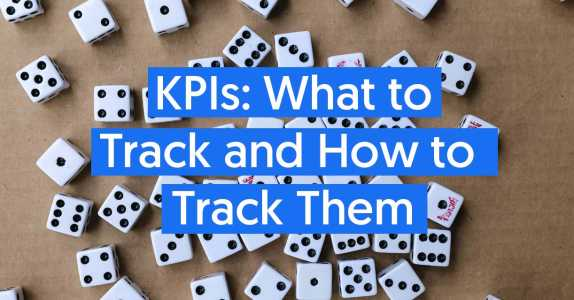 How to track KPIs