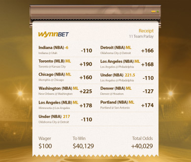 11-Game Parlay