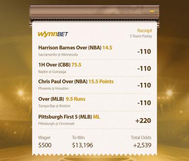 5-Game Parlay
