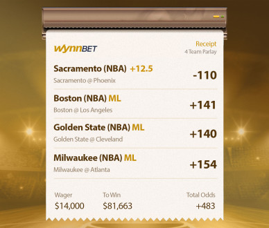 4-Game Parlay