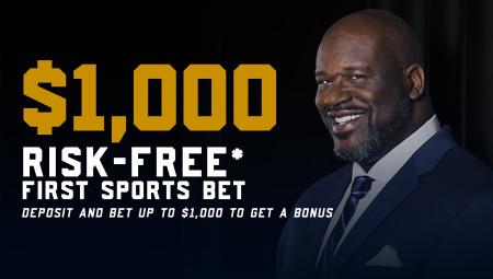 $1,000 Risk-Free Bet