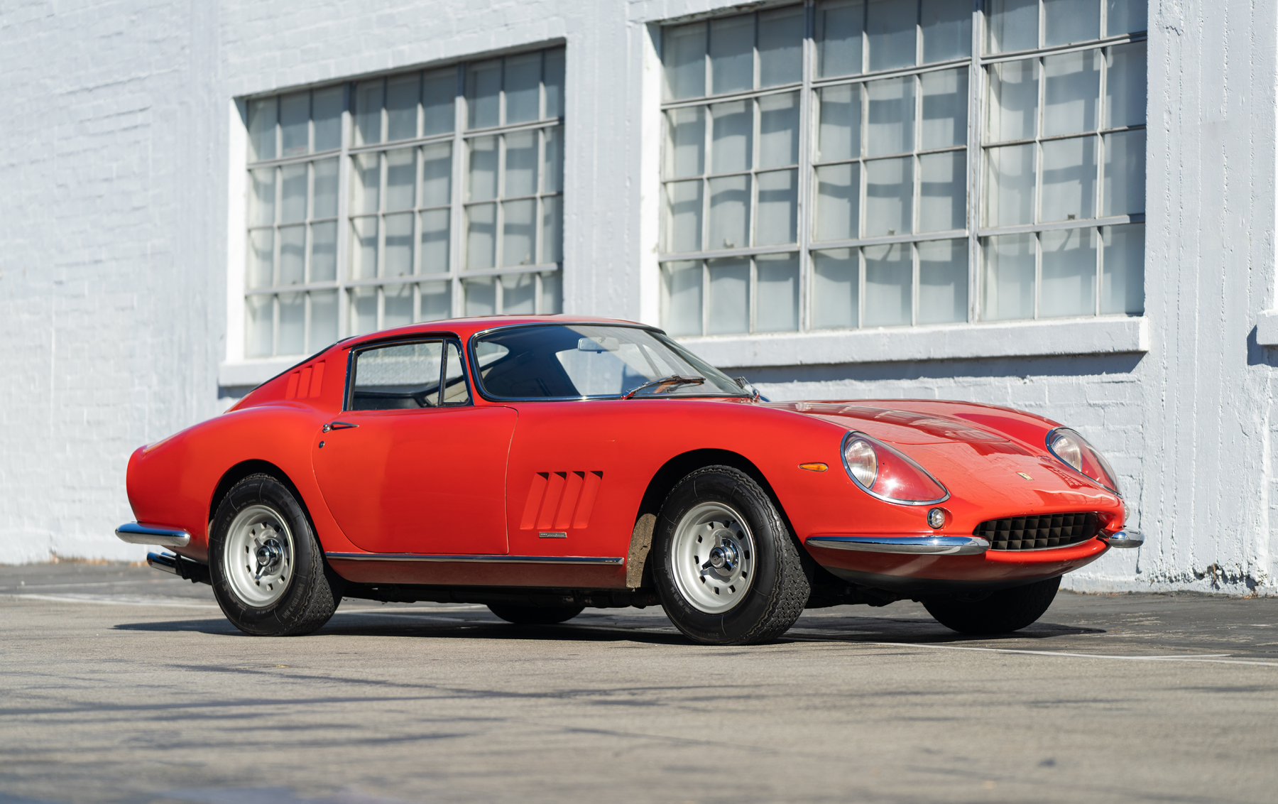 1966 Ferrari 275 GTB Long Nose-3