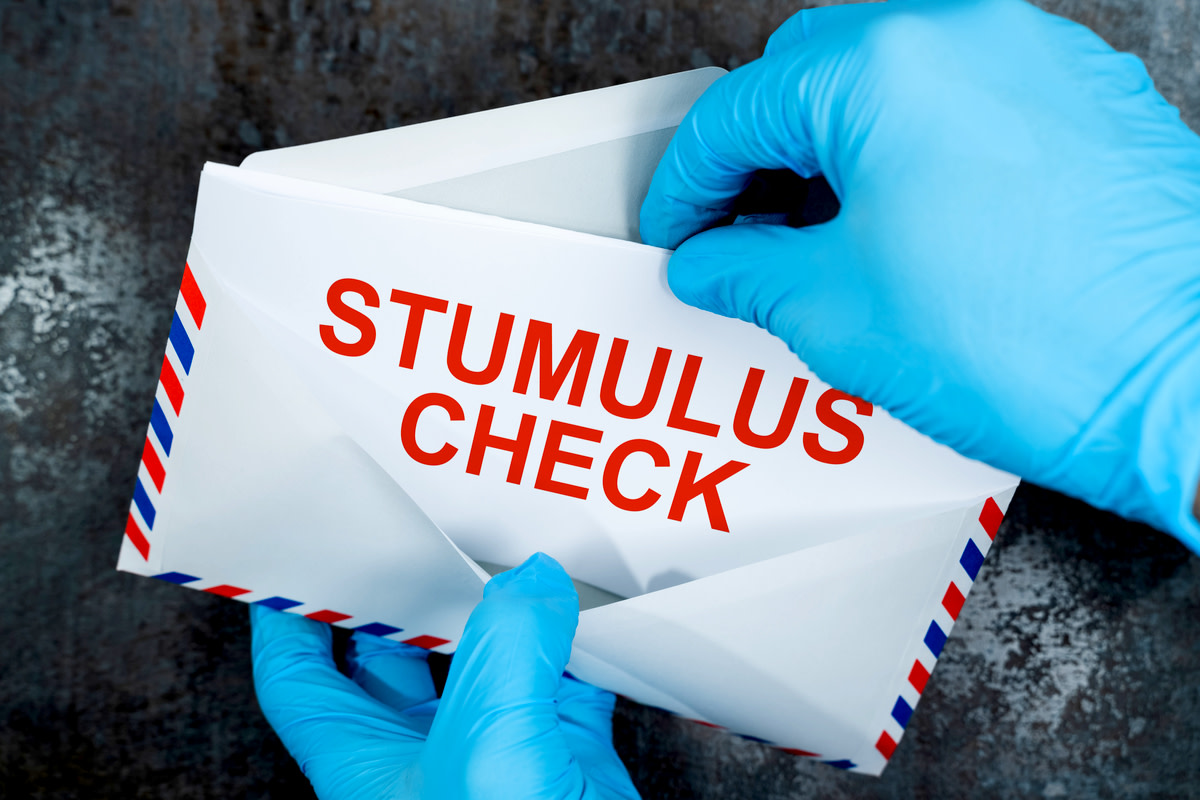 US Government Stimulus Check
