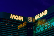 Casino, hotel and resort-MGM Grand