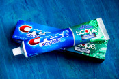 Toothpaste Crest by Procter & Gamble