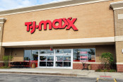 T.J.Maxx, owned by TJX Companies