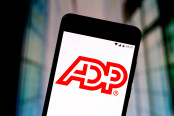 Automatic Data Processing (ADP) logo