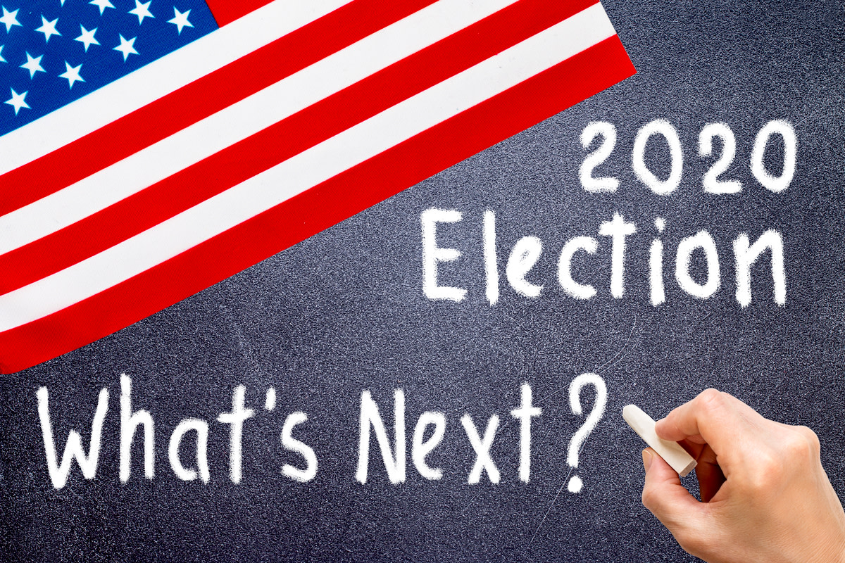 2020 United States of America Presidential Election Background