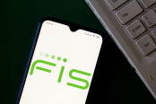 Fidelity National Information Services (FIS) logo