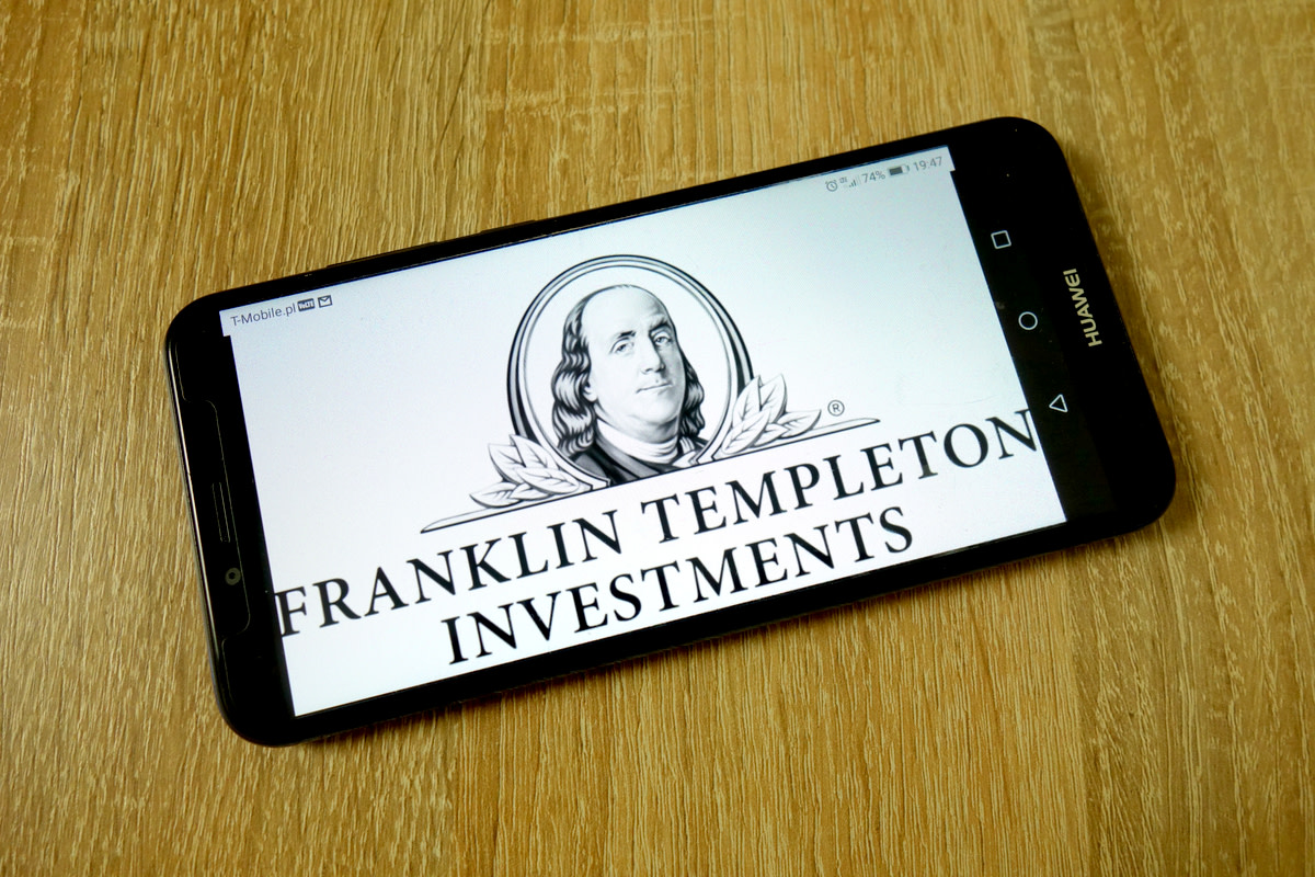 Franklin Templeton Investments company logo