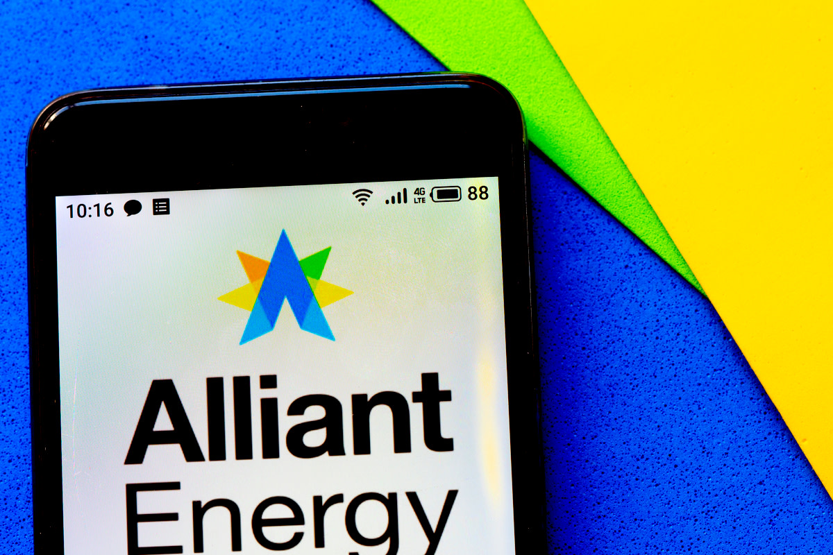 Alliant Energy Corp. logo