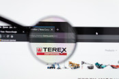 Website of Terex Corporation