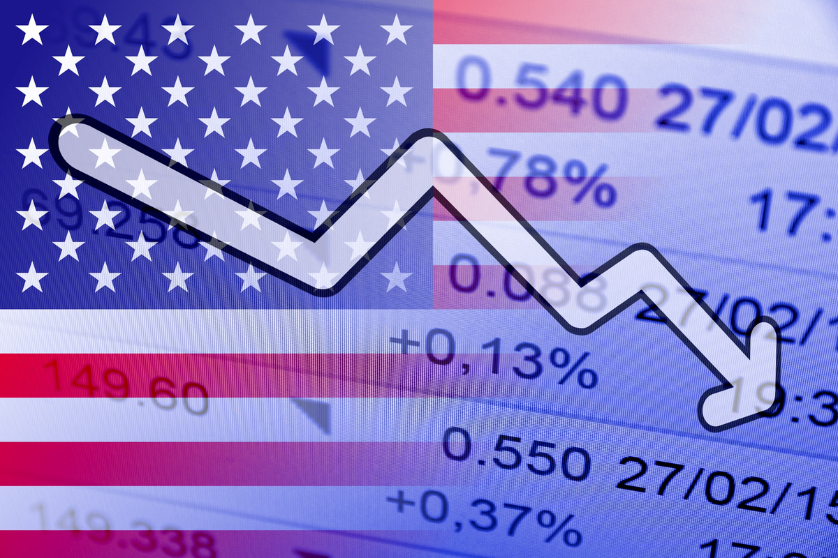 Negative trend in U.S. markets