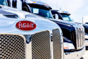 Peterbuilt is owned by Paccar
