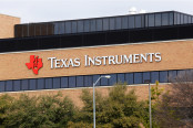 The Texas Instruments world headquarters