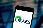 AES Corporation logo