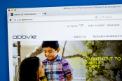 official website for the pharmaceutical company AbbVie Inc
