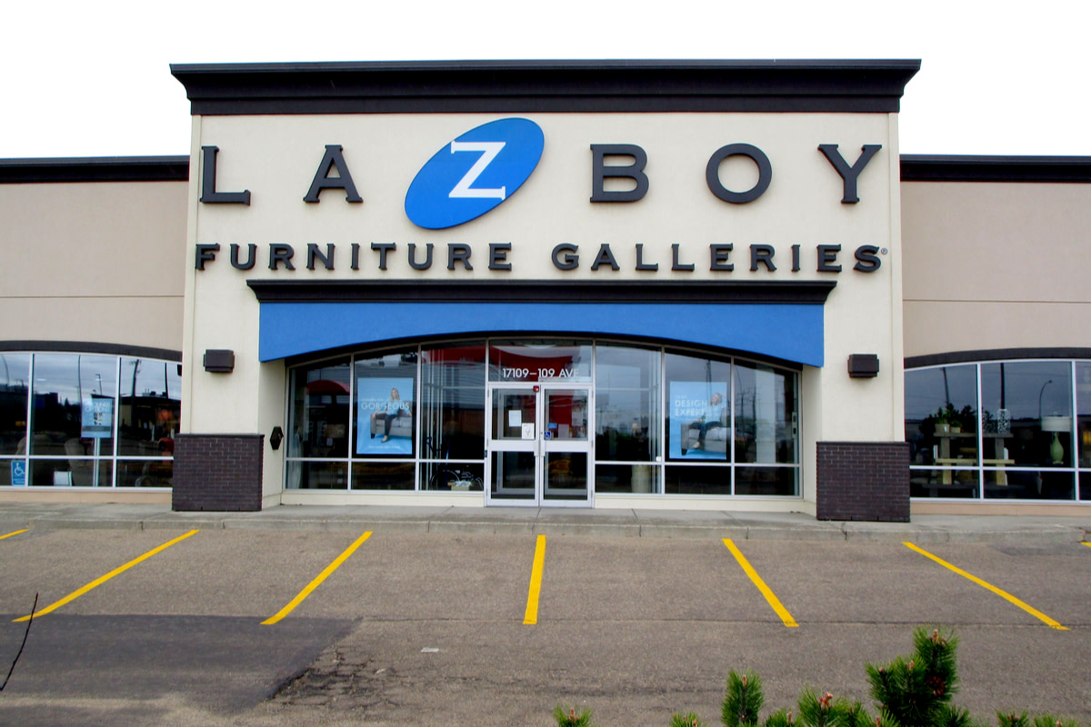 Lazboy furniture galleries