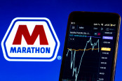 stock market information of Marathon Oil Corporation