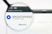 Illustrative Editorial of BrightSphere Investment Group plc website homepage