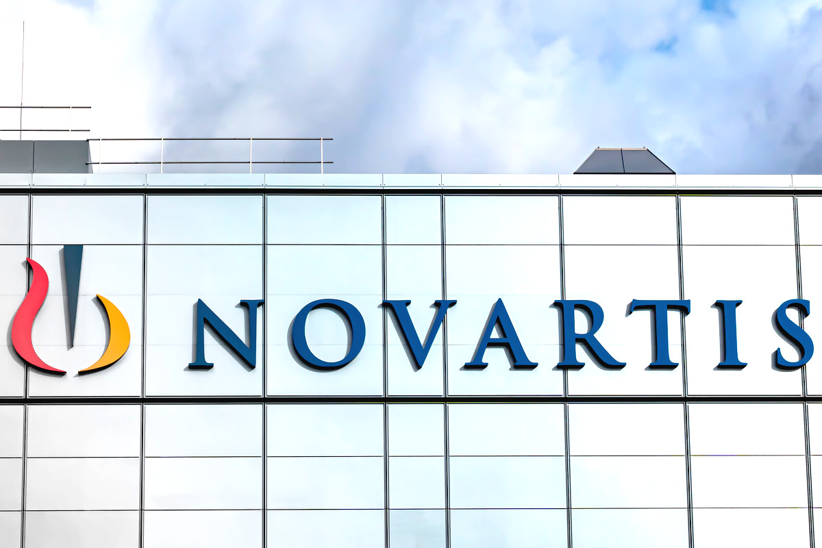 Novartis Pharma in Stein