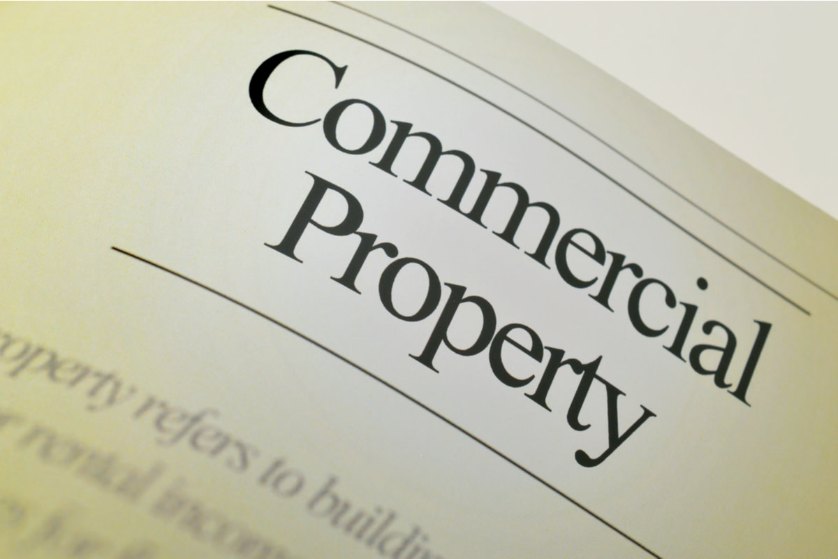 Development and management of commercial property