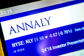 Annaly Capital Management website homepage