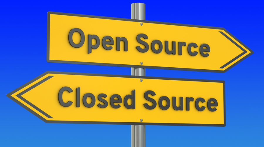 Security means open source by definition