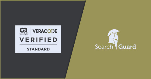 veracode search guard elasticseaerch