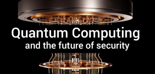 quantum computing security
