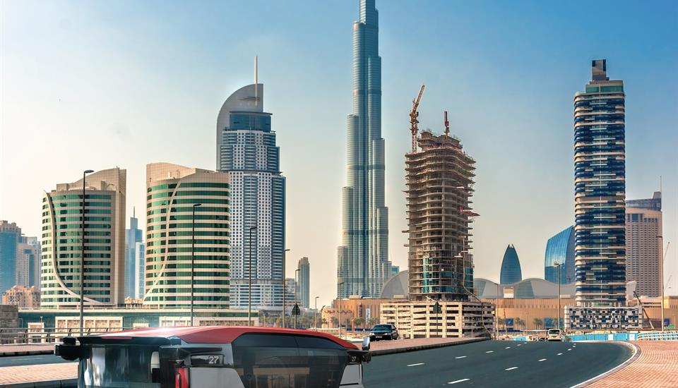 Dubai selects Cruise as exclusive provider of self-driving ridehail services
