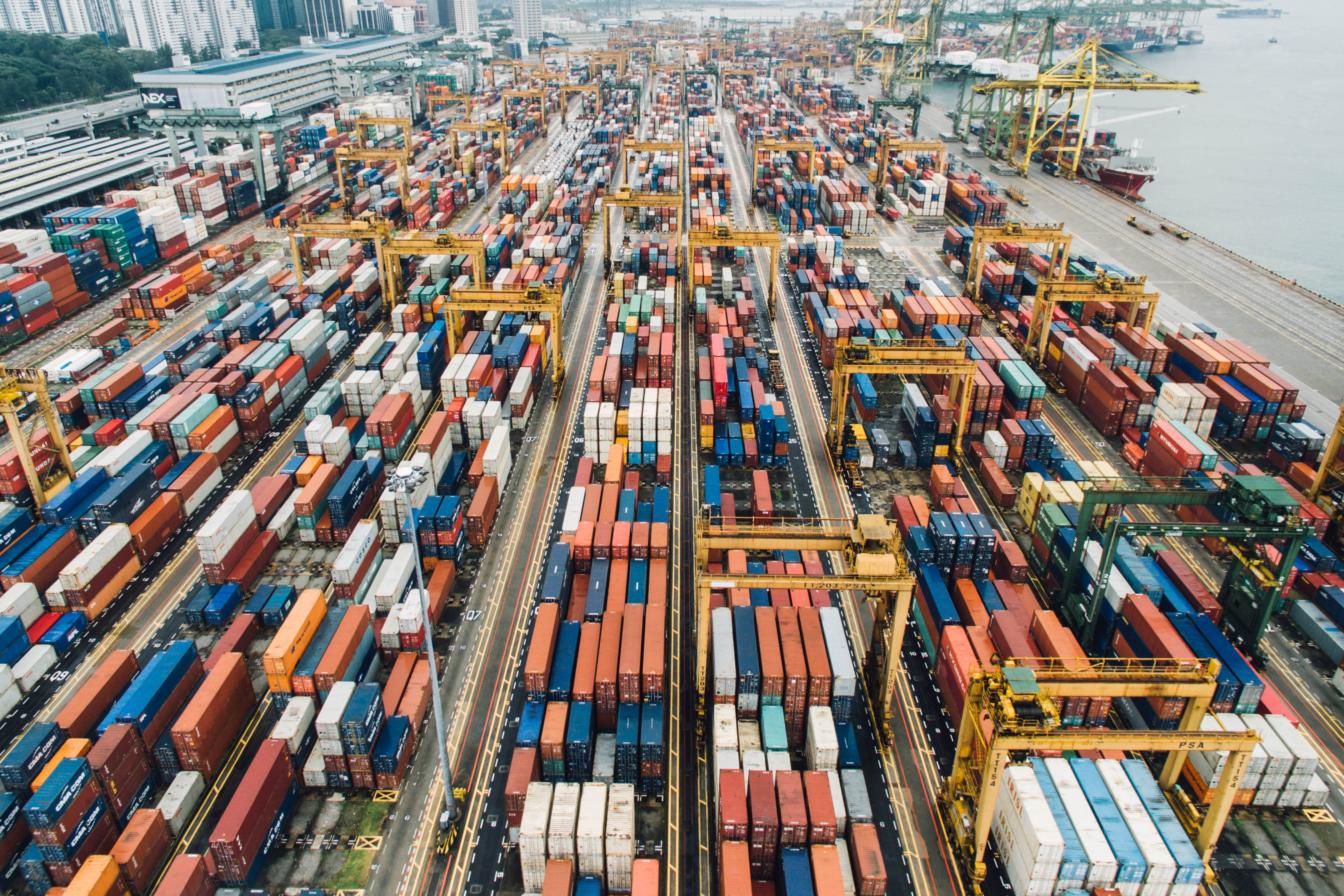 container supply chain