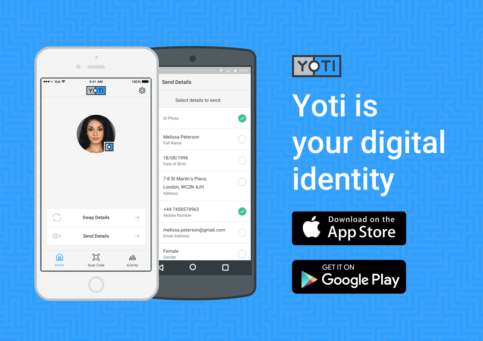 Yoti your digital identity