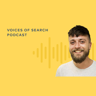Voices of Search podcast with Steve Clark