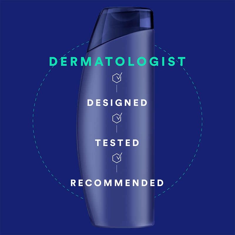 Dermatologist designed & tested.