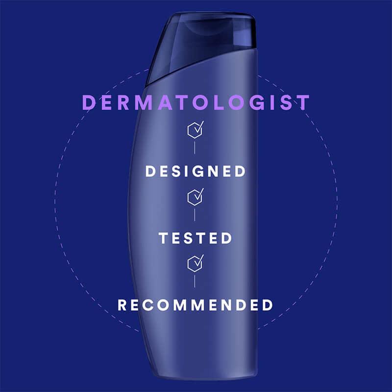 Dermatologist designed & tested