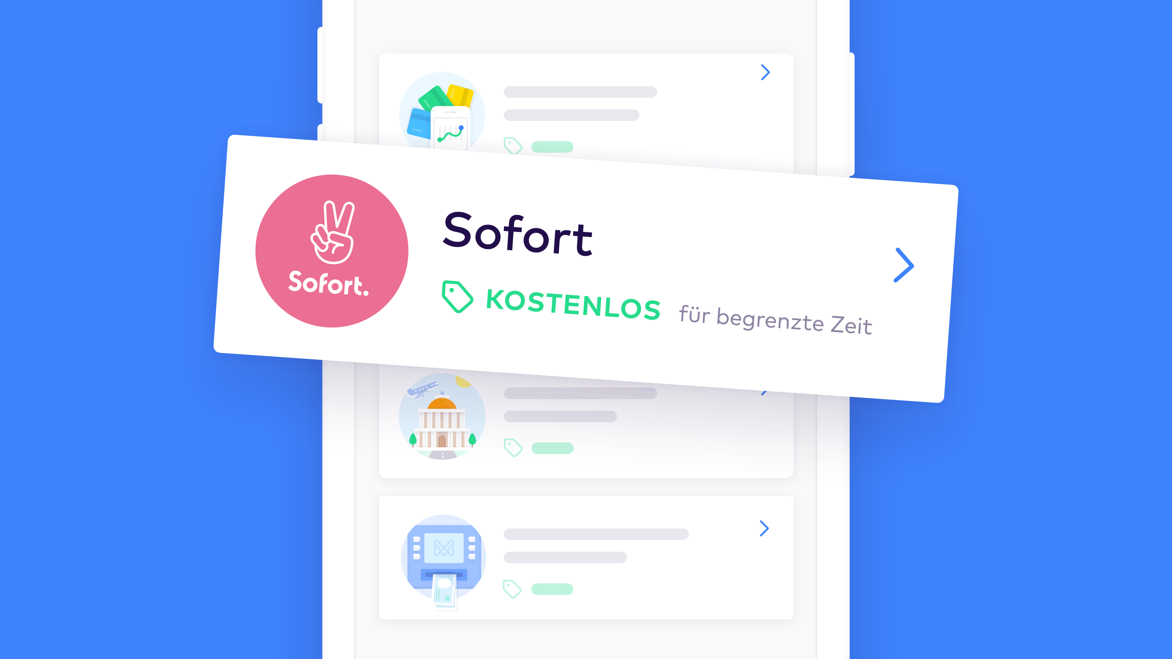 Introducing Sofort: another easy way to top up your European account!