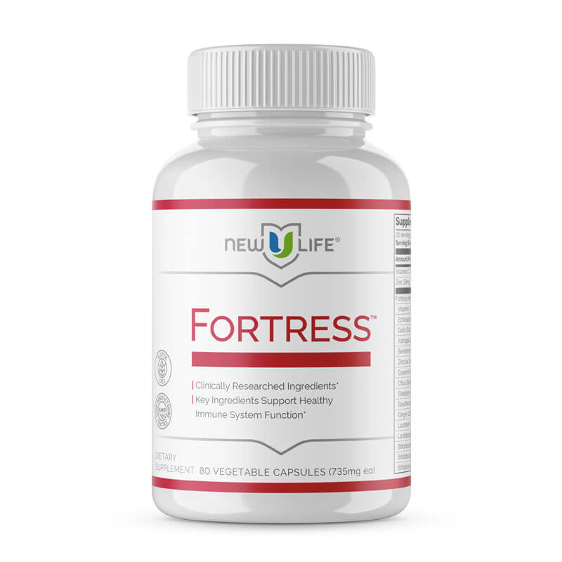 Image of Fortress bottle