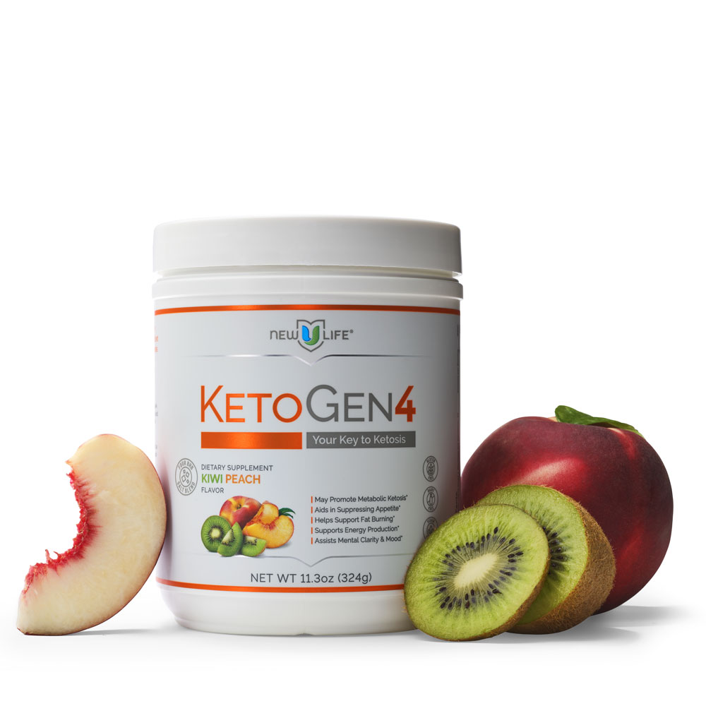 Image of KetoGen4 Bottle