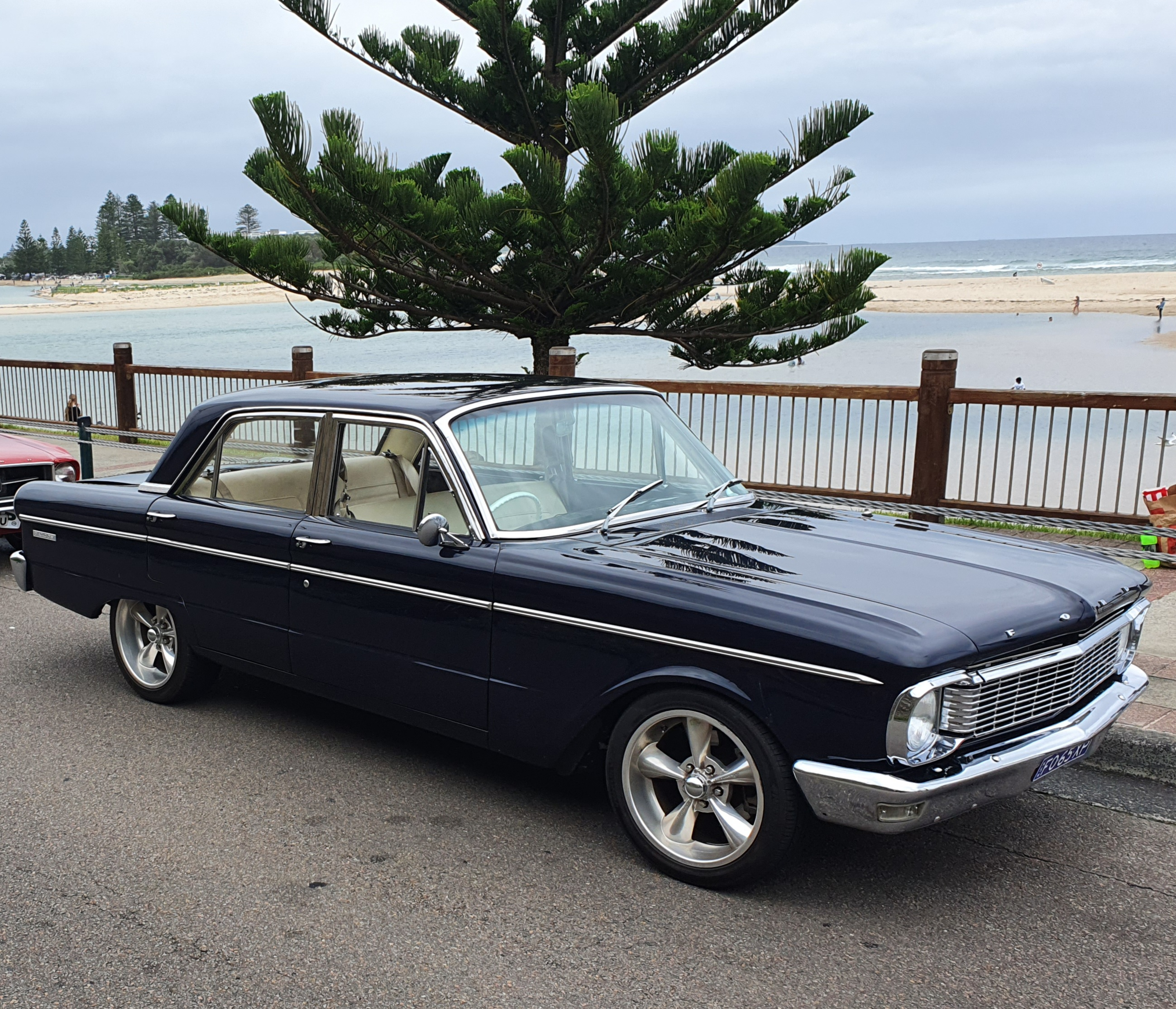 Andrew's 1965 Ford XP Falcon