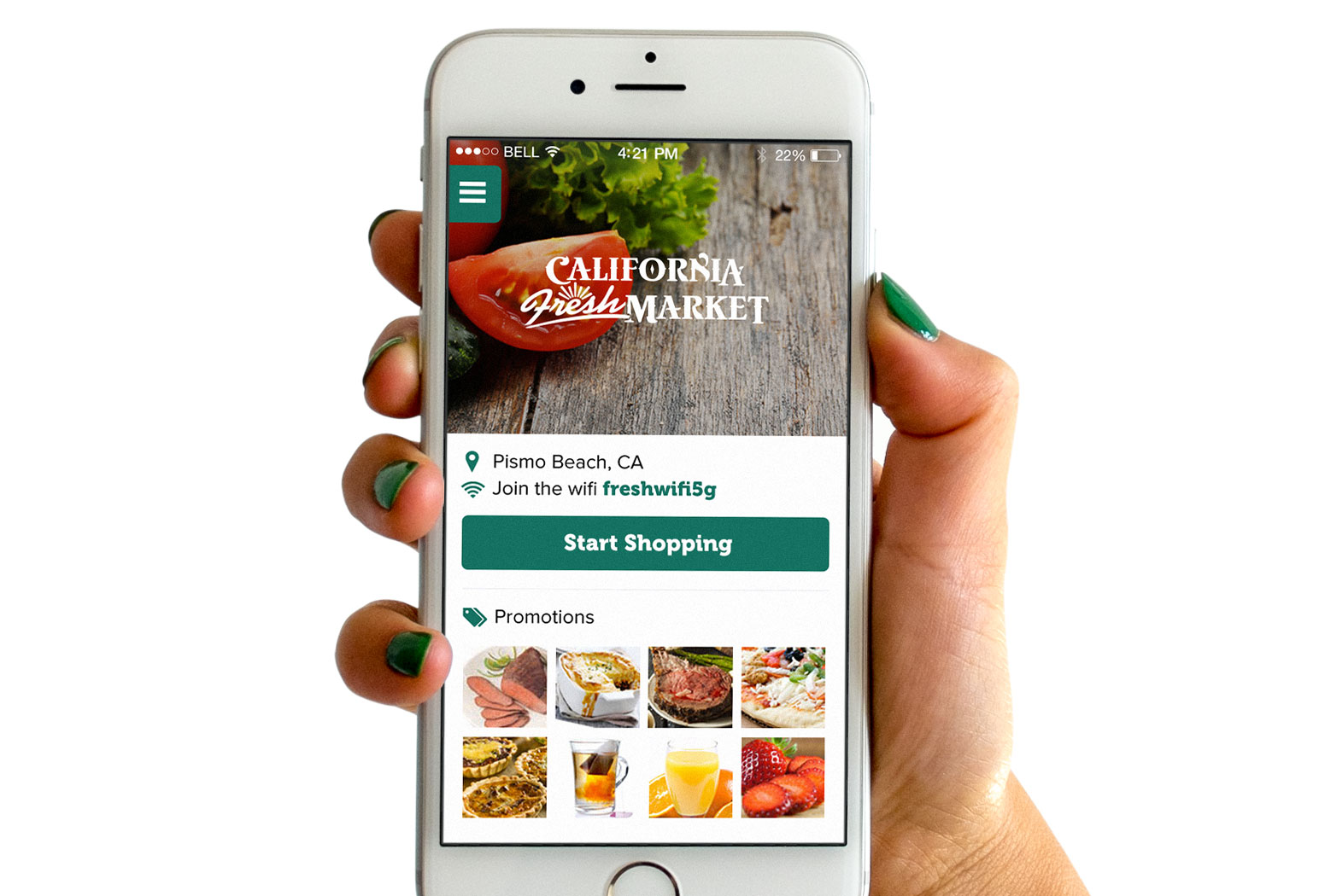App for shoppers