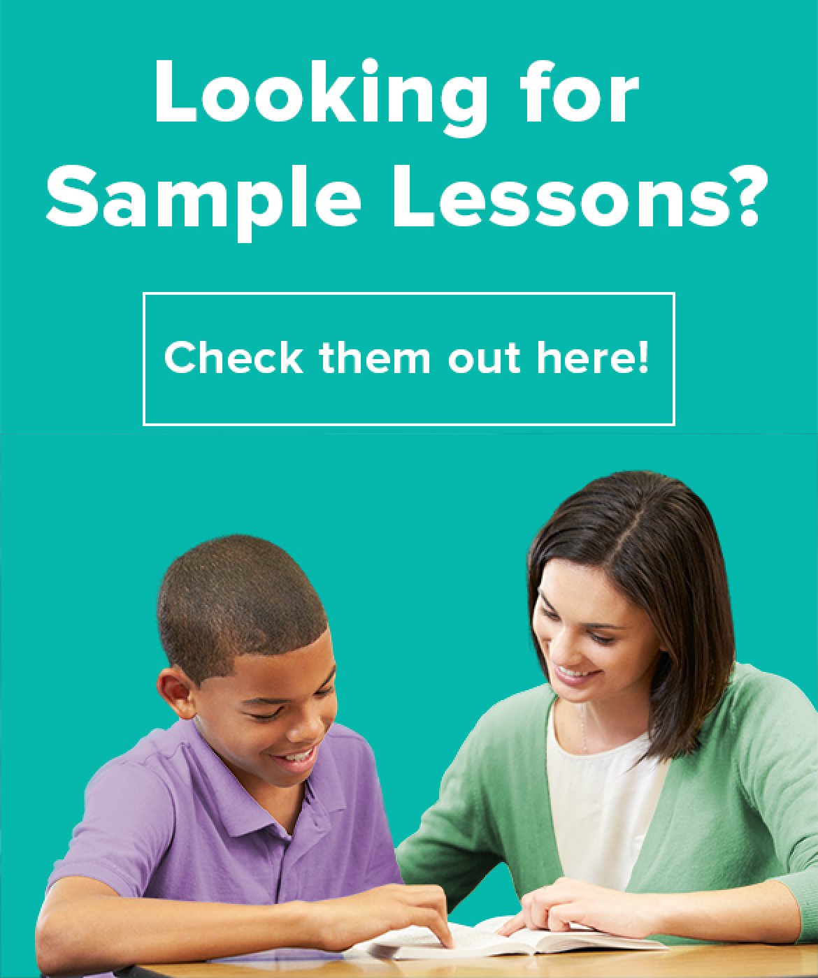 sample lessons