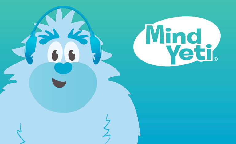 mind yeti graphic