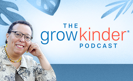 karen pittman on the grow kinder podcast
