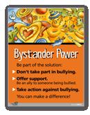 Grade 8 Bystander Power Poster